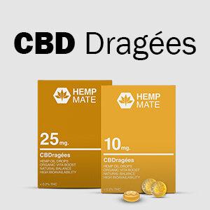 CBD Dragees kaufen von HempMate Erfahrungen